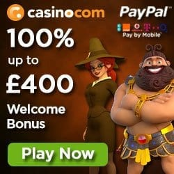 online casino pay by phone