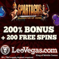 leo vegas Mobile Casino Vegas