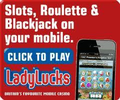 Mobile Casino Paypal Deposit slots for android phones