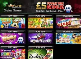 mfortune Hudl Mobile Casino Sites