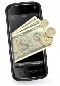 cash in phone credit with mr mobi