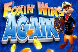 FOXIN WINS AGAIN ON GUTS CASINO