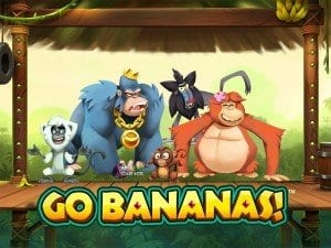 GO BANANAS ON GUTS CASINO