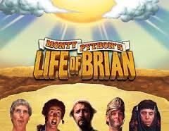 LIFE OF BRIAN SLOTS ON CASINOEURO
