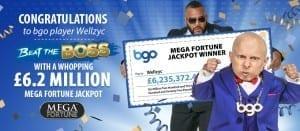 jackpot winner bgo