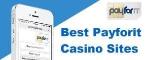 Payforit mobile casino sites