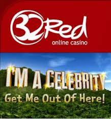 I'm a celebrity get me out of here slots at 32red casino