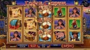LOOSE CANNON SLOTS at magical vegas